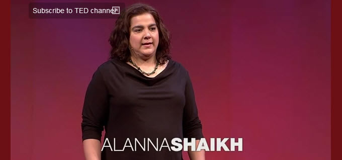 Alanna Shaikh TED talk on Alzheimer's disease