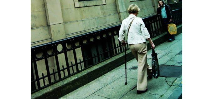 Walking Cane Safety Steps - Fitting You for a Walking Cane