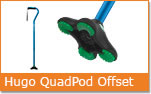 Hugo QuadPod Offfset Cane Product Reviews