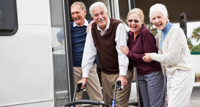Arthritis Pain? Use a Rolling Walker to Enjoy Life to the Fullest