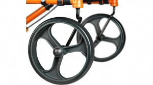Hugo Sidekick Large Front Wheels