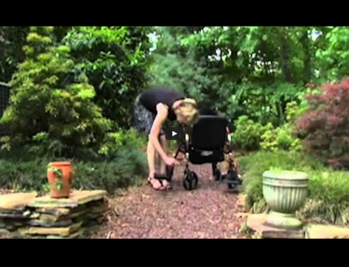 Navigator Combination Rollator & Transport Chair – Video