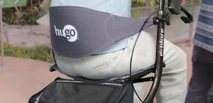 Hugo Explore Rolling Walker, Full-Fit Comfortable Backrest