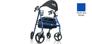 Hugo Wave Rollator
