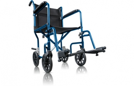 700-869 Transport chair midnight blue