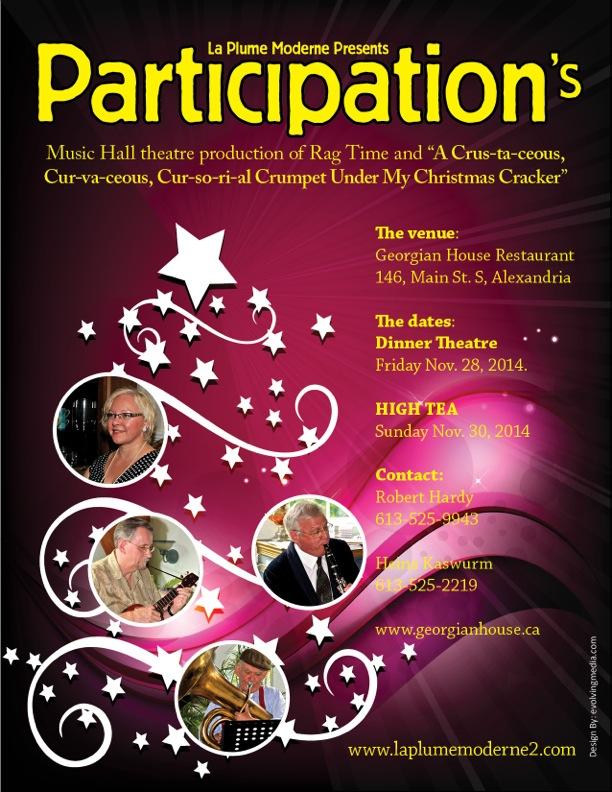 Participation Christmas Concert 2014