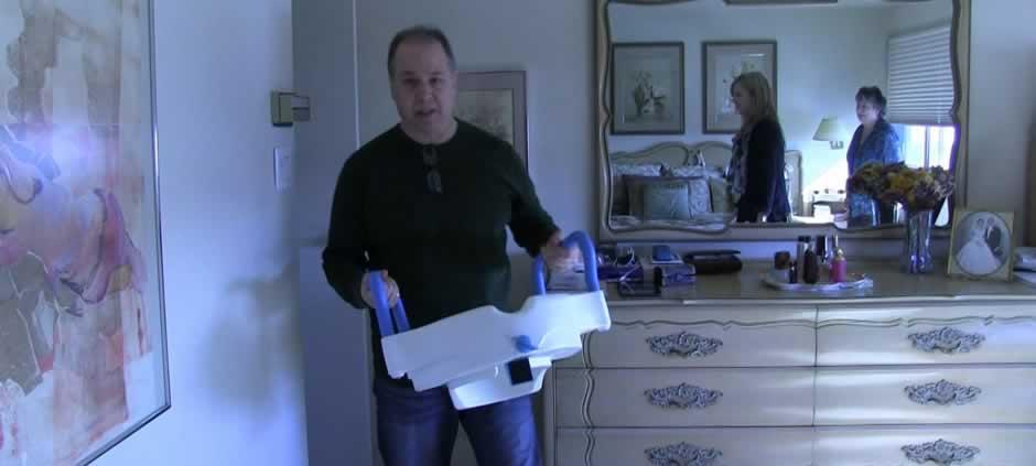 Surprising Occupational Therapy Raised Toilet Seat Installation Frankydiablos Diy Chair Ideas Frankydiabloscom