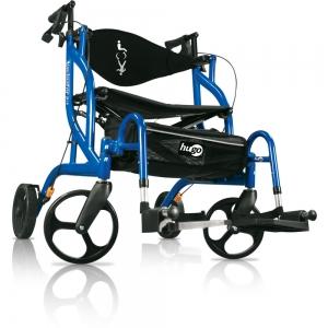 Hugo® Navigator™ in transport chair mode